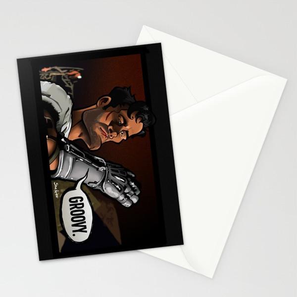 Steve rampton groovy card