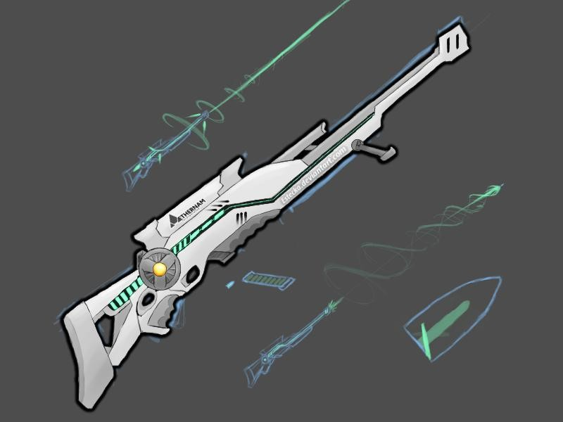 Adrien baur 2014 08 04 ether rail gun