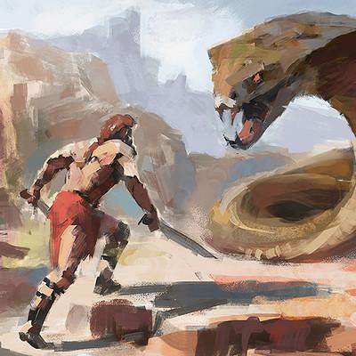 Neil kairanna cobra fight5