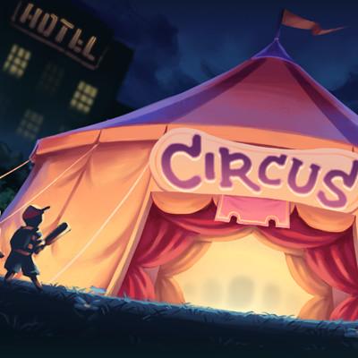 Griselda gabriele envi circus