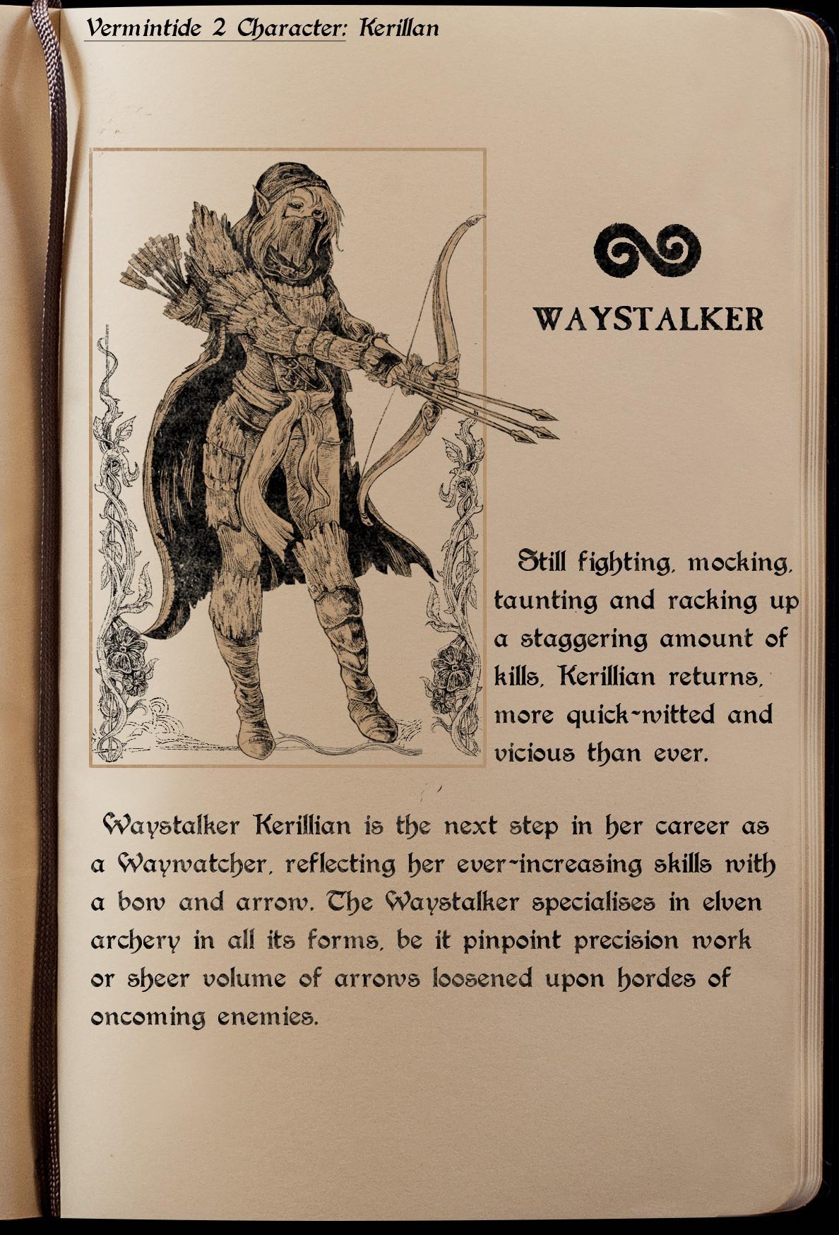 Waystalker Lore