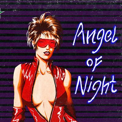 Pablo romero angel of night
