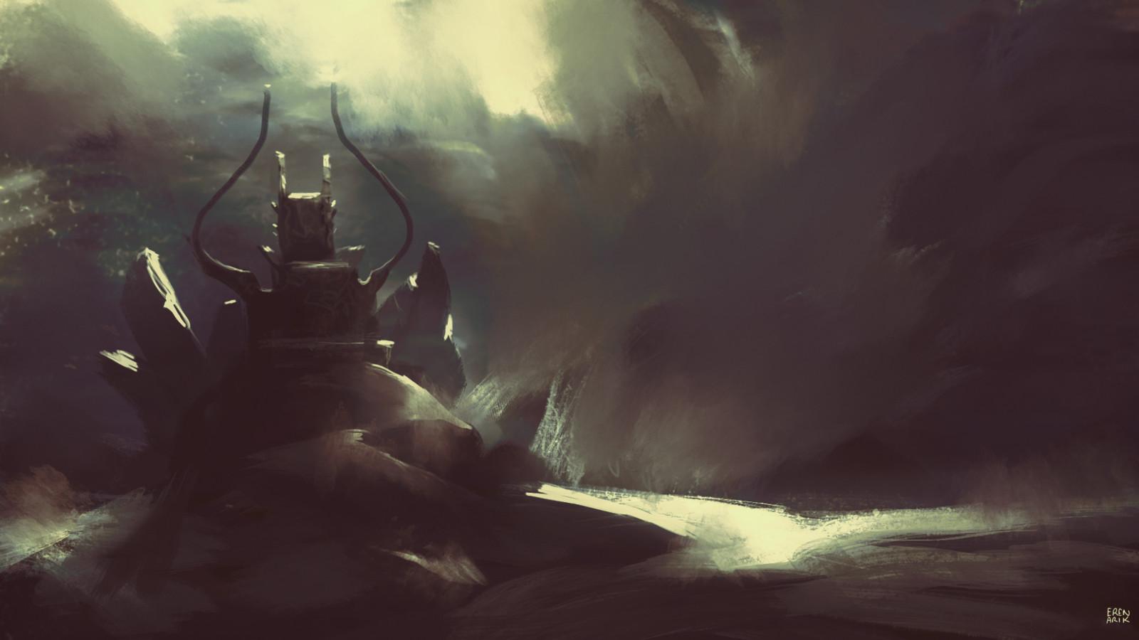 Eren arik throne