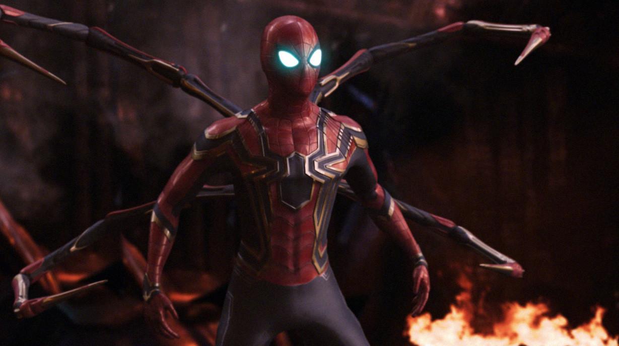 Artstation Iron Spider Cinema 4dtutorial Net