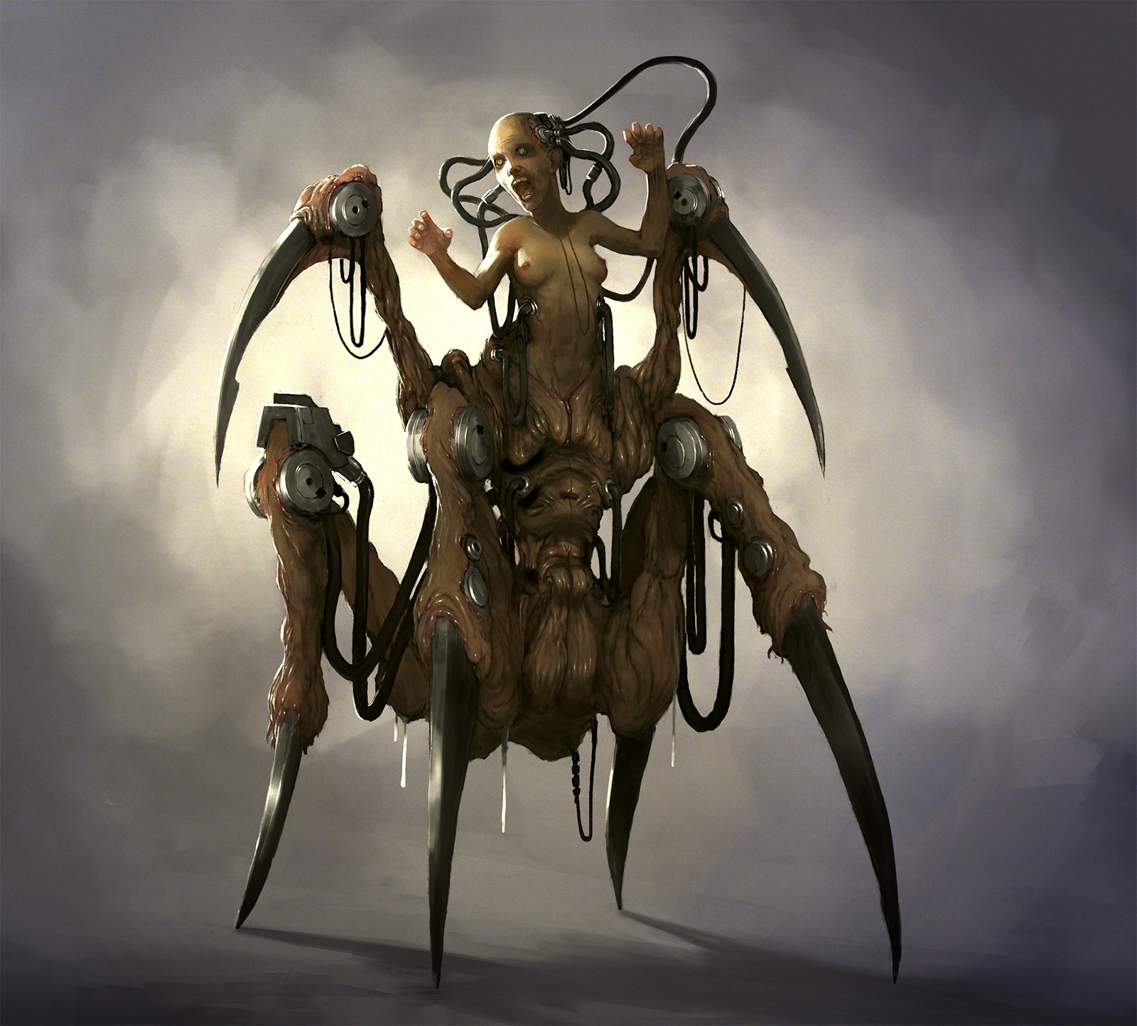 Ilhan yilmaz mechanoid concept 04