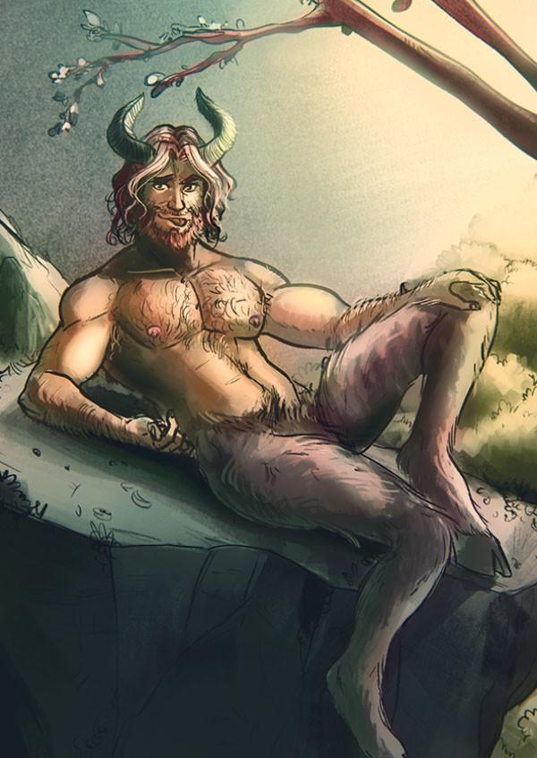 Monika mikucka satyr