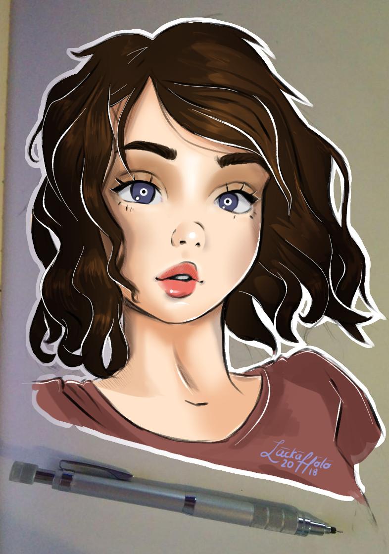 Chloe - finished
