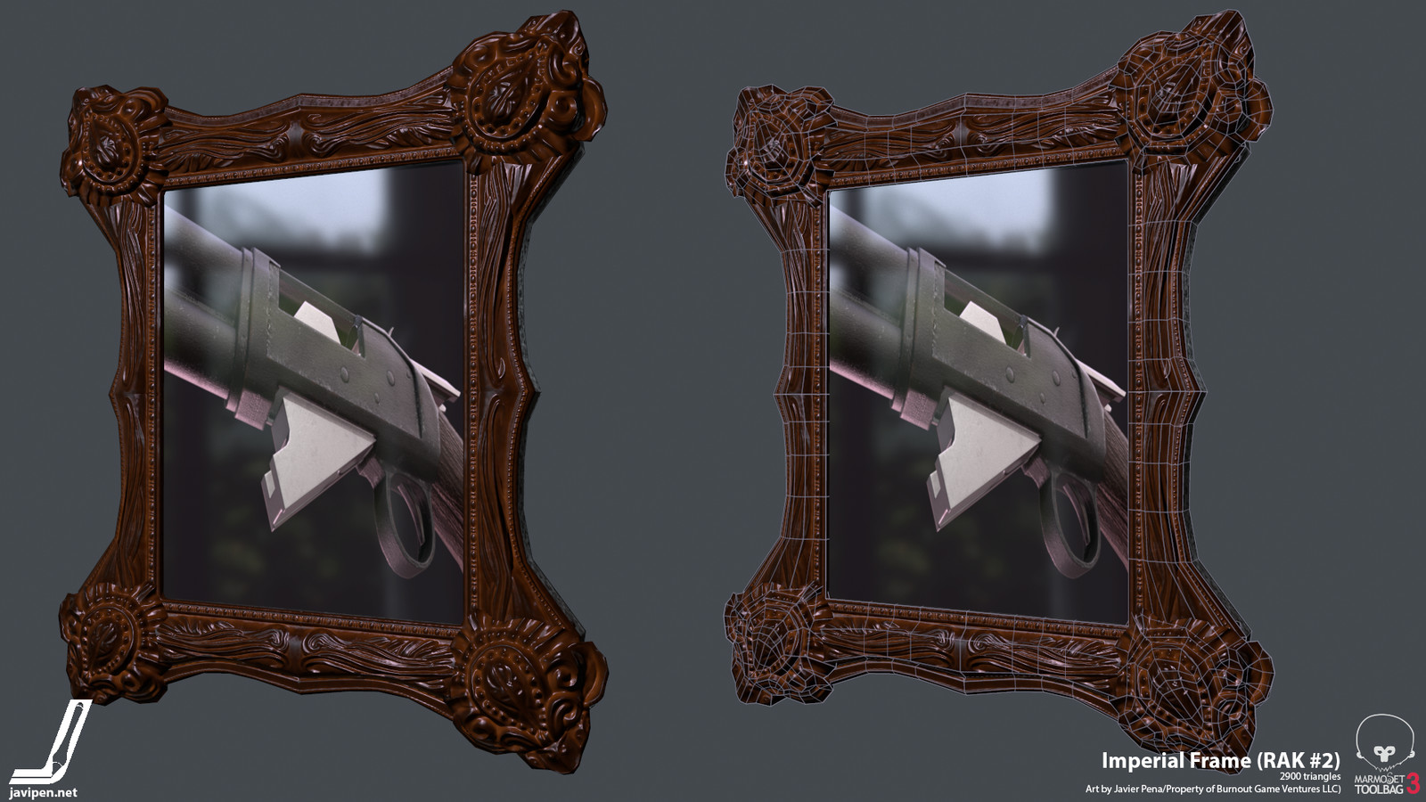 Imperial Frame