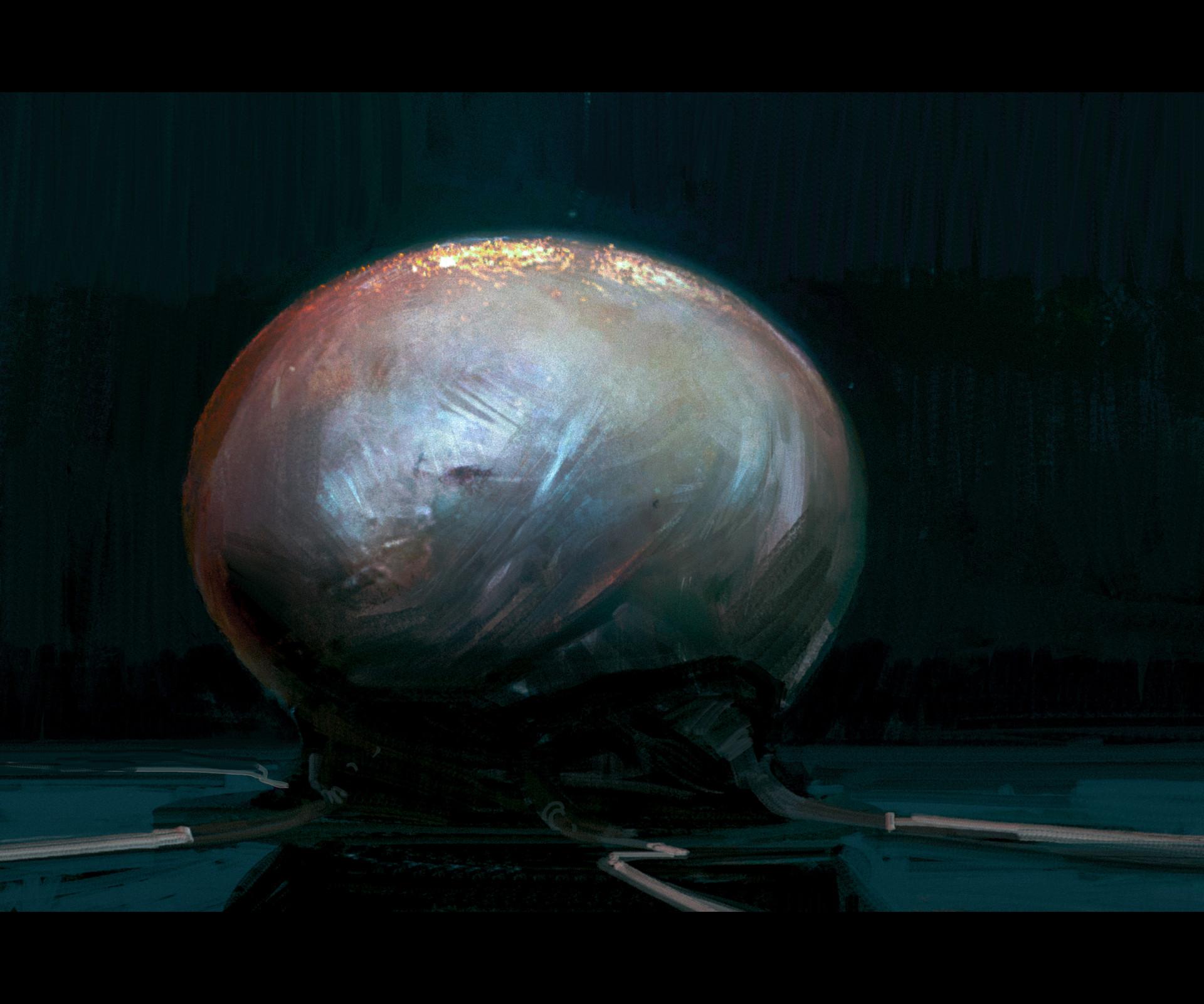 Alexander mandradjiev alien pod v1 a