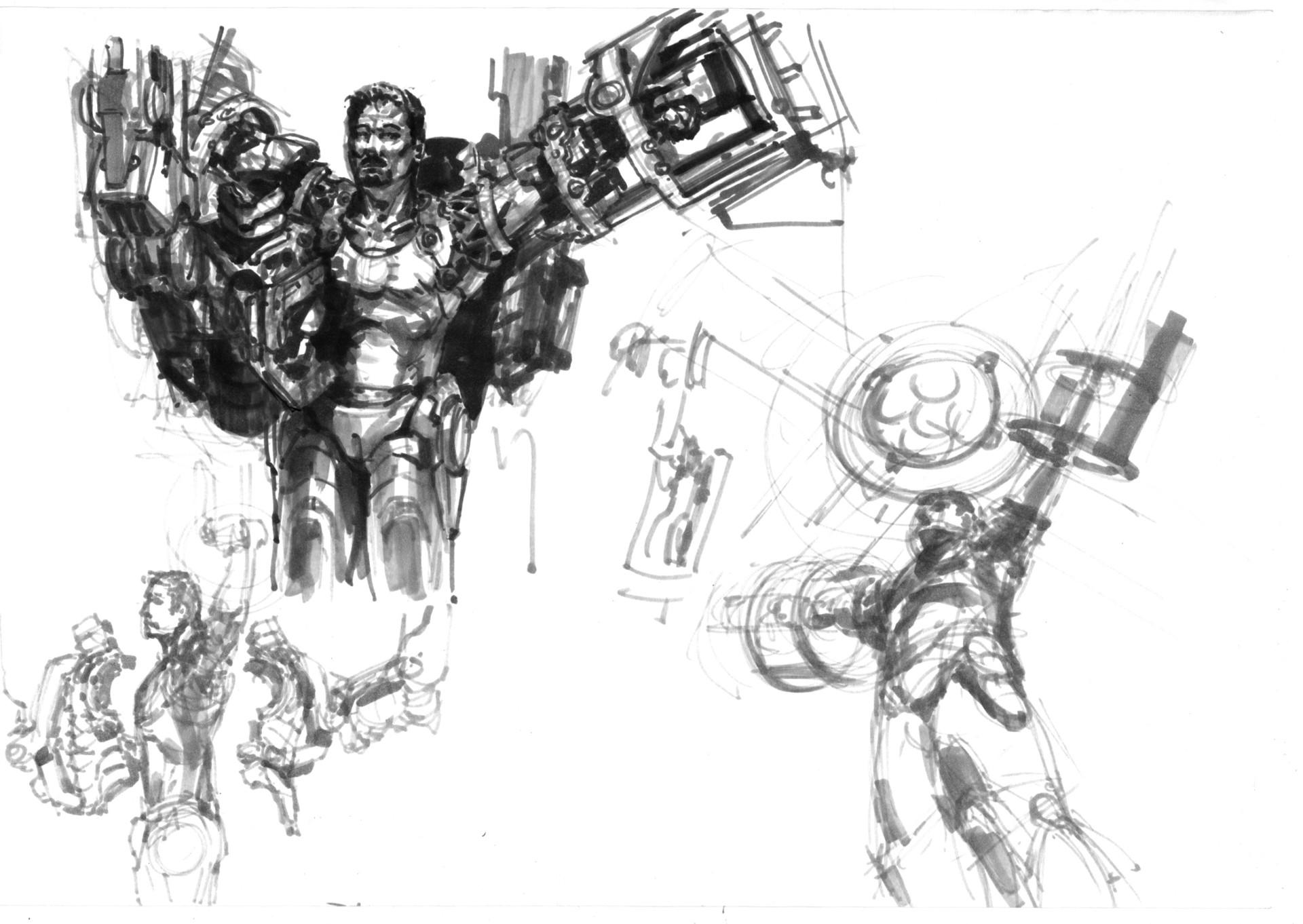 Phil saunders suit up sketch2
