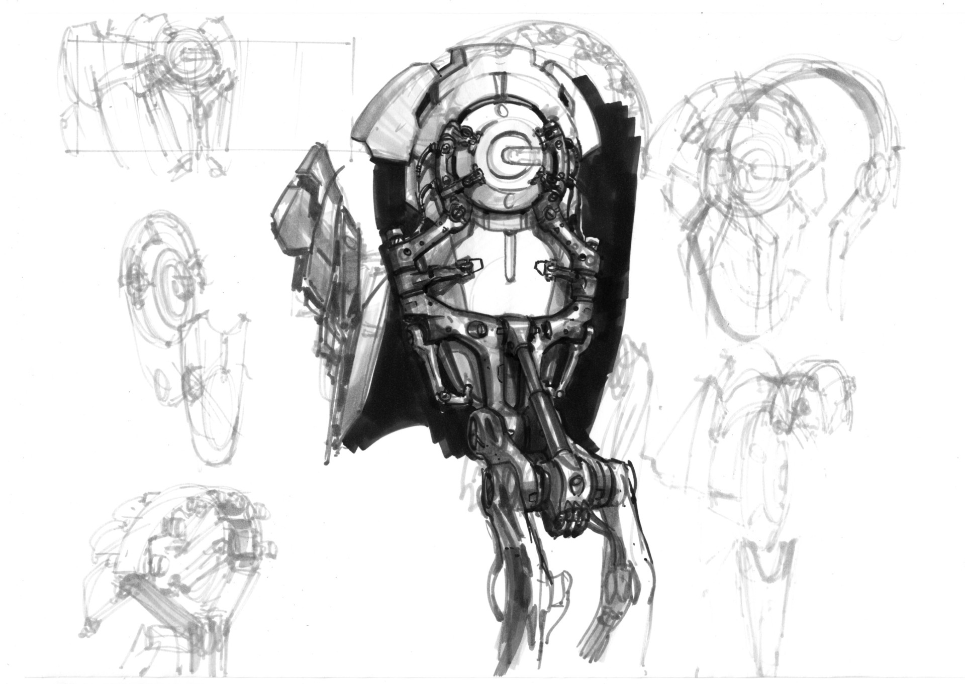 Phil saunders suit up sketch12