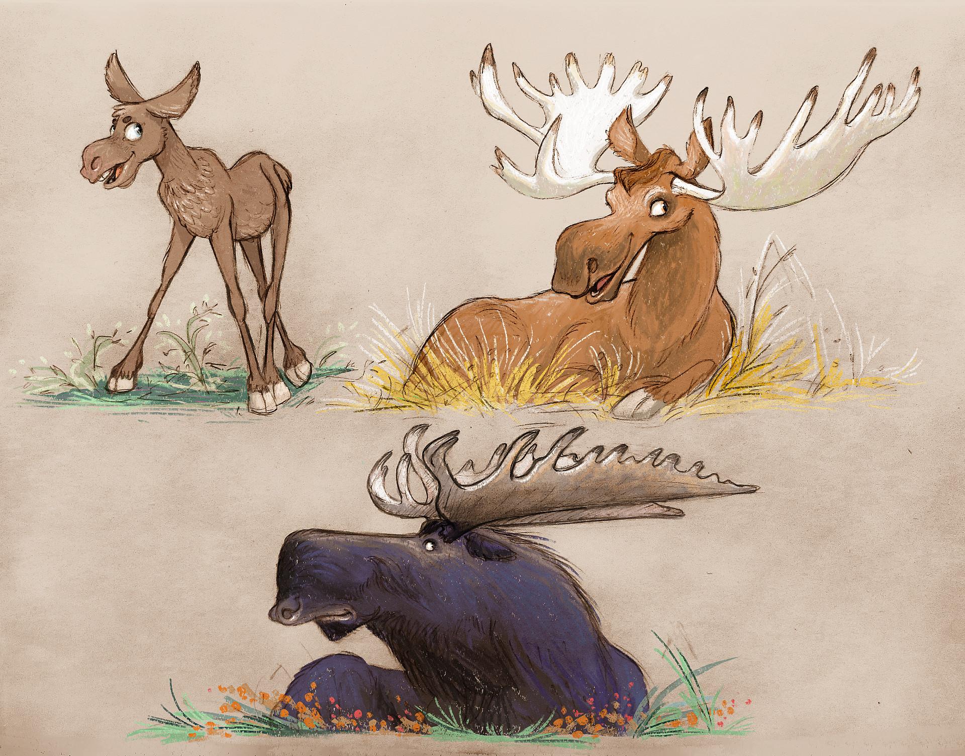 Vivien lulkowski moose
