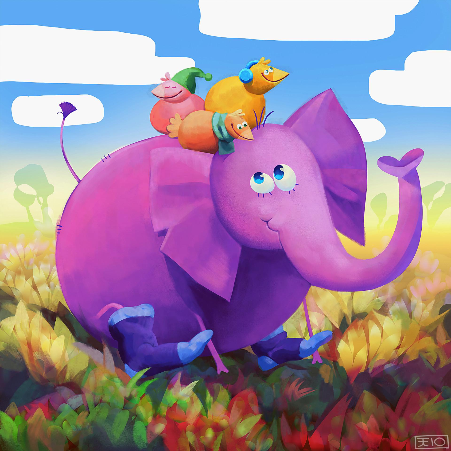 Korina hunjak slonic 2