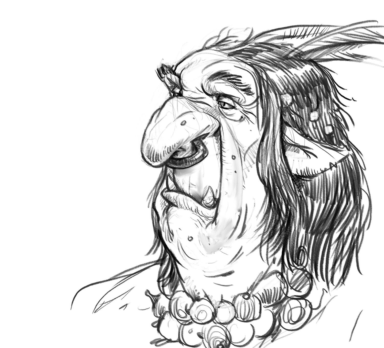 Kamil murzyn sketch07