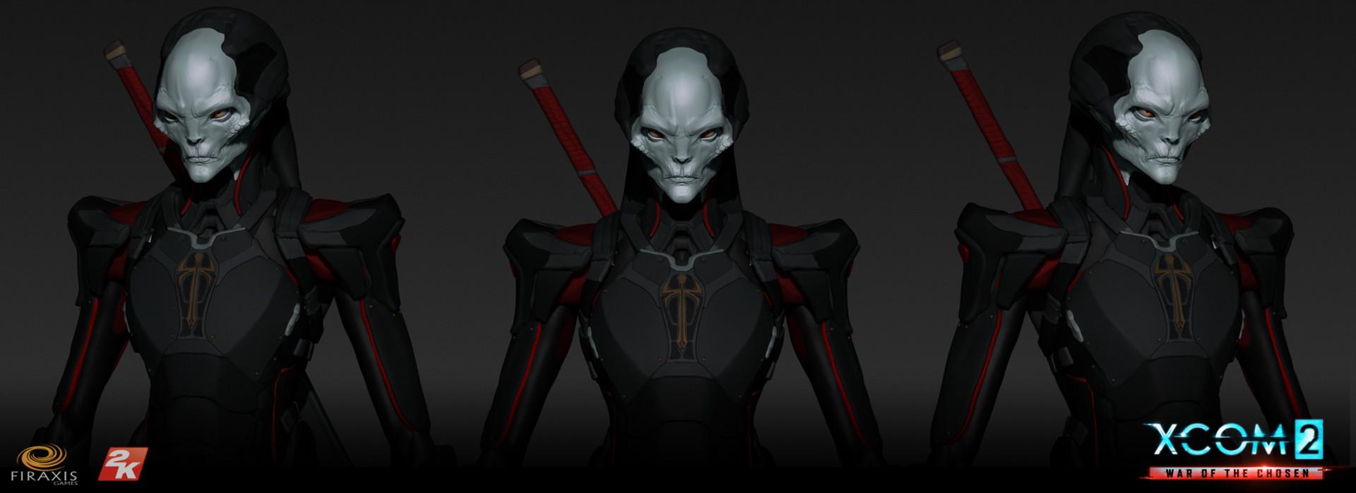 Matthew kean chosen assassin eexpressions stern