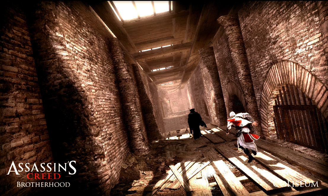 Artstation Assassin S Creed Brotherhood Richard Wych Bharata