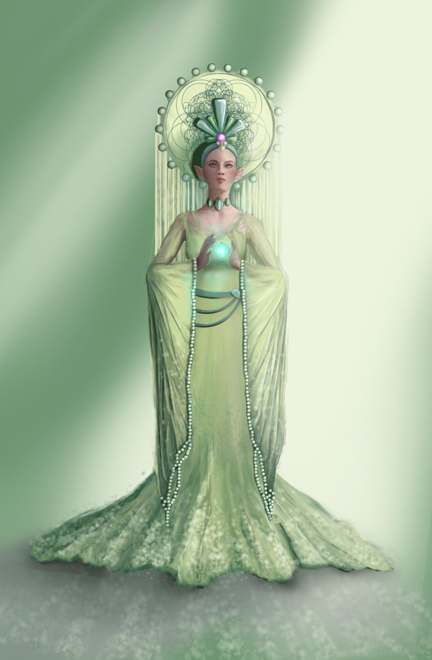 Melian The Maia