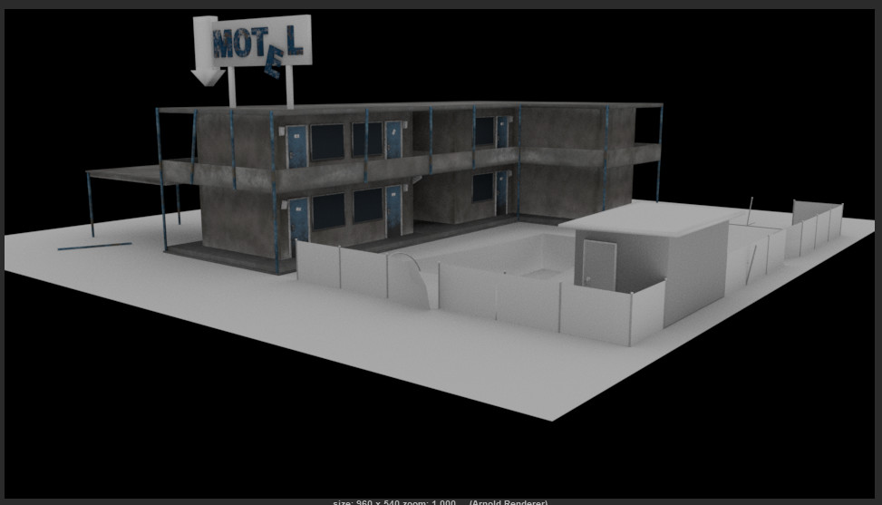 Jordan cameron motel