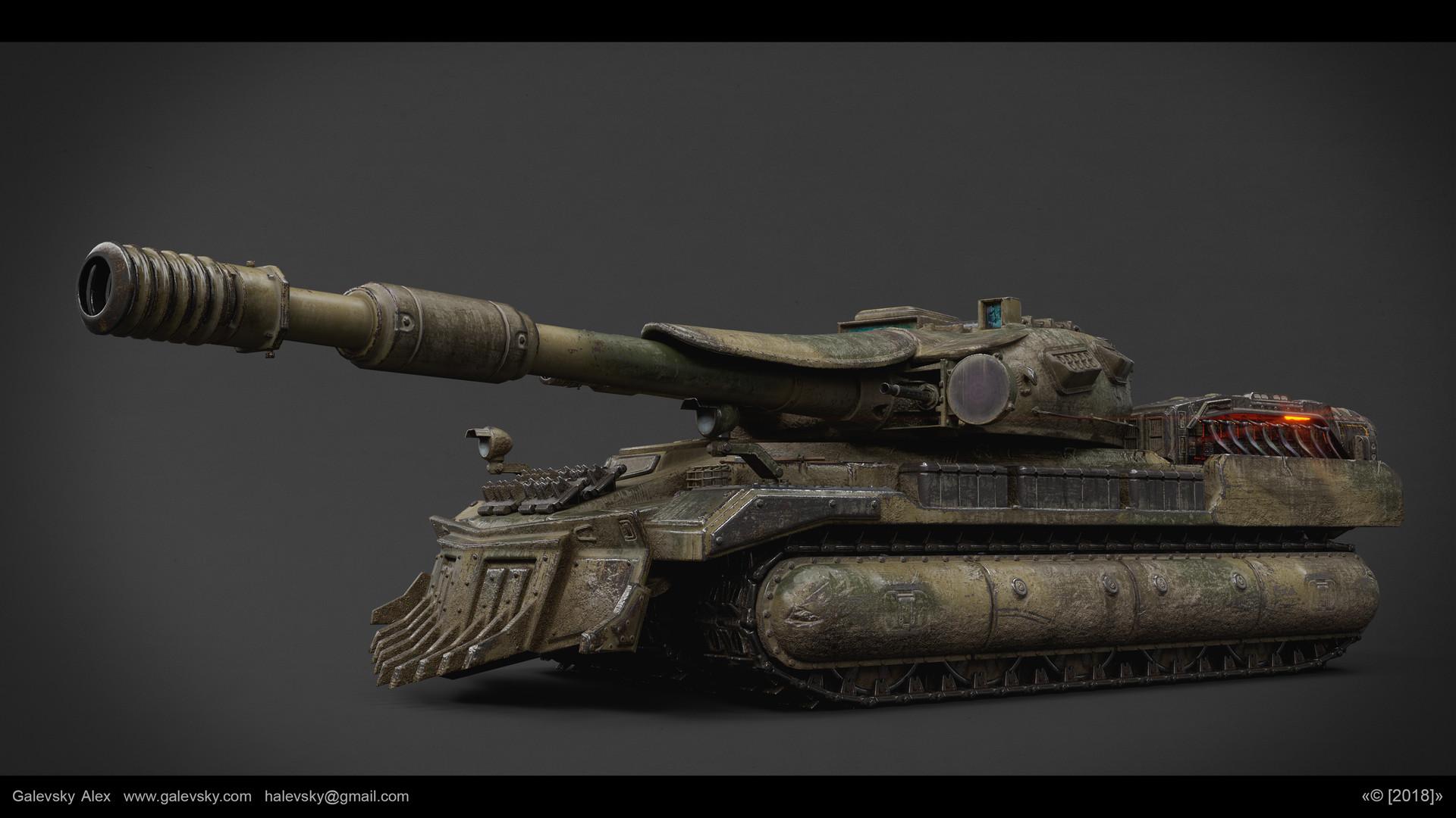 Aleksander galevskyi model 10