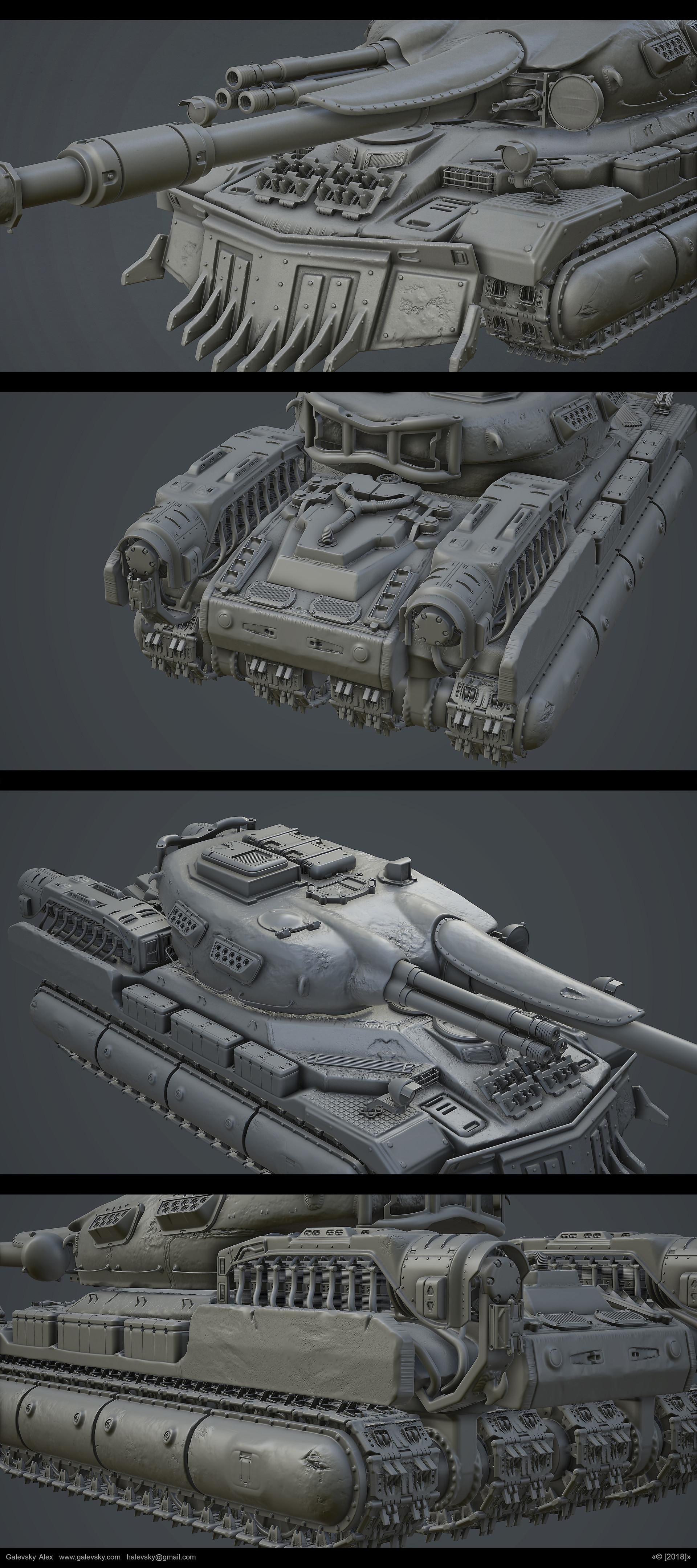 Aleksander galevskyi model 09