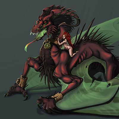 Meagen ruttan meagenruttan dragonrider 025