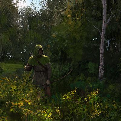 Milek jakubiec forest