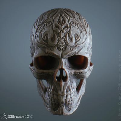 Damien canderle damiencanderle skull 05g