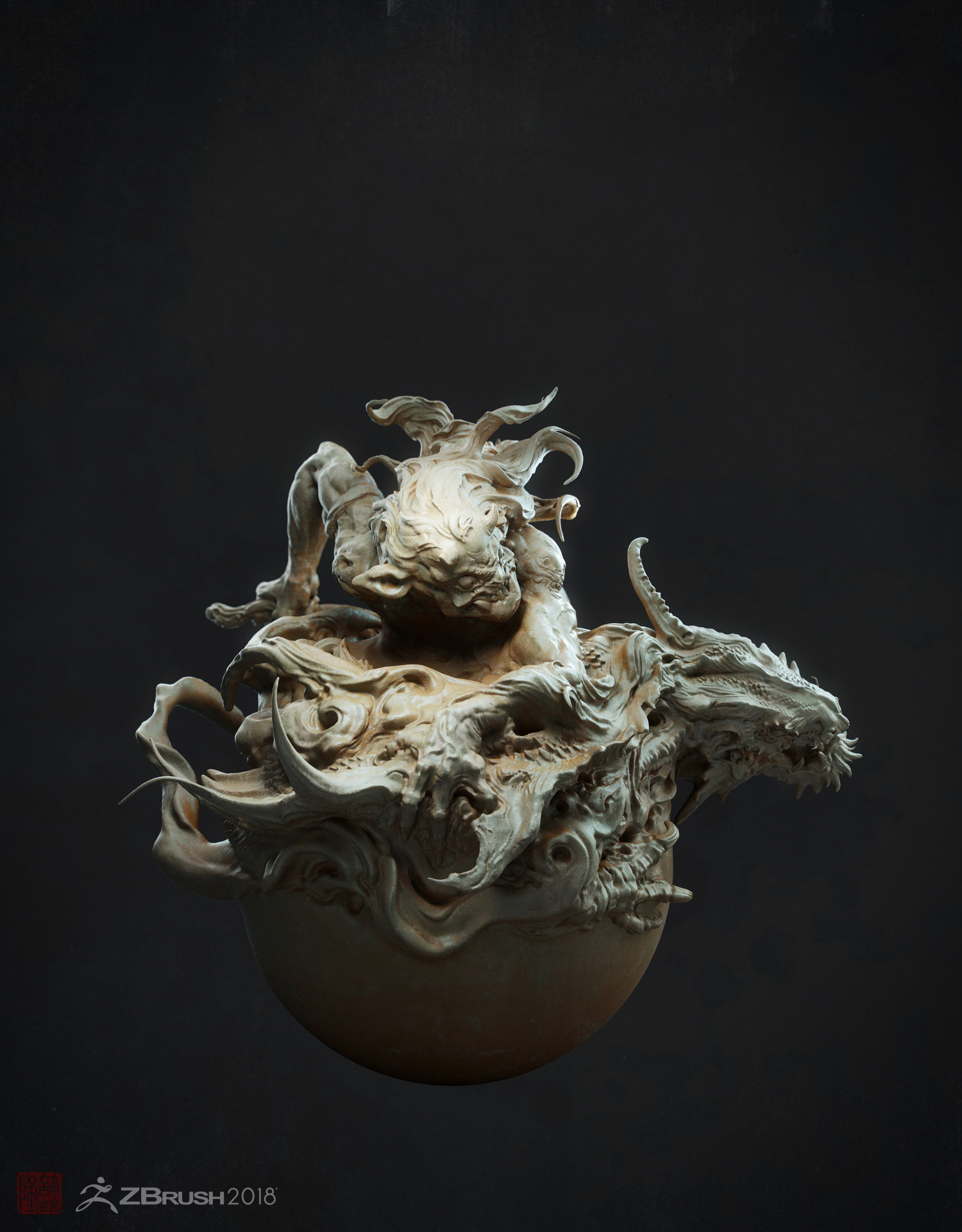 Zhelong xu ye cha fight to the dragon000