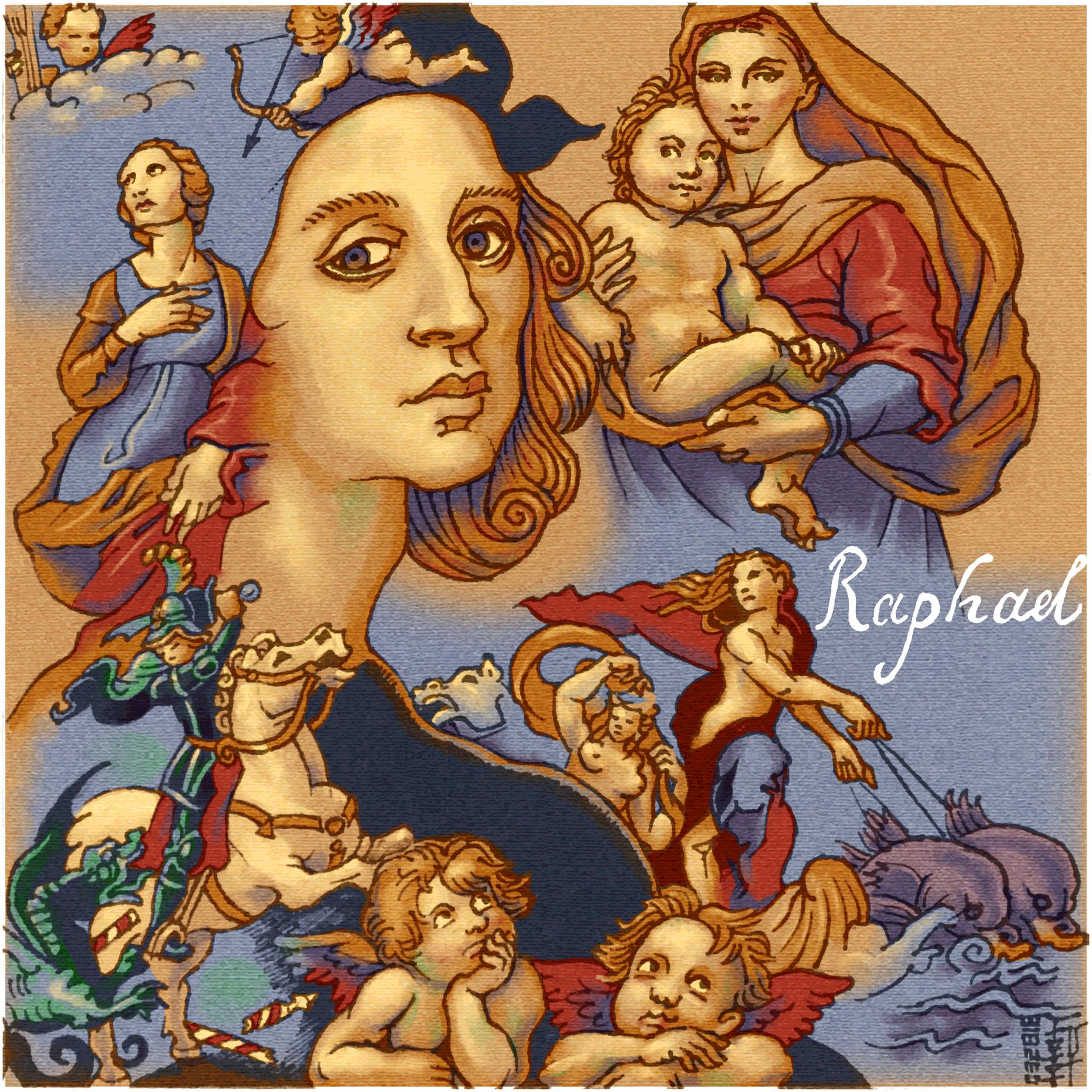 Day 03-28-18 - Raphael