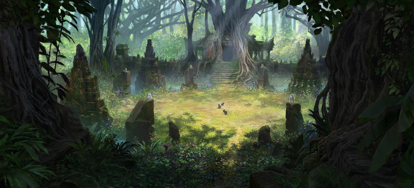 Ruins: Prodigy Tactics
