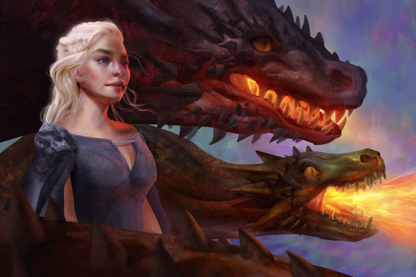 Madeline buanno mother of dragons finished web