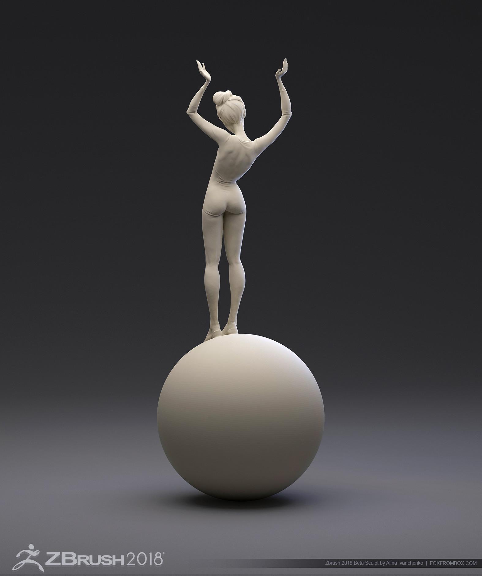 Alina ivanchenko shere sculpt keyshot03