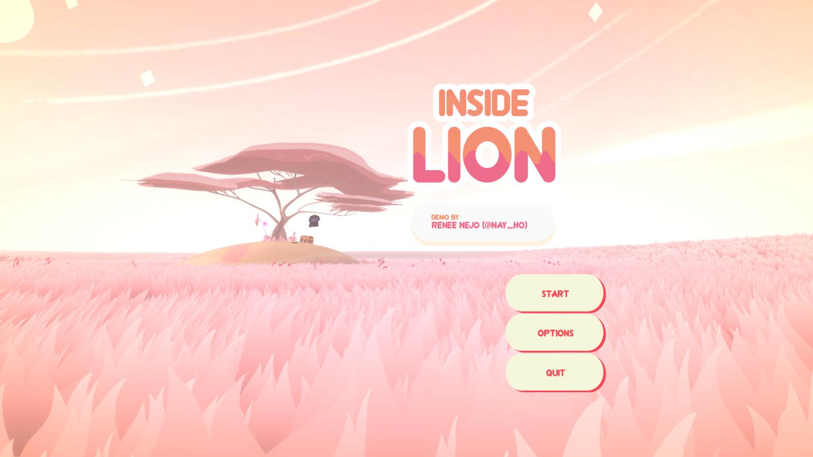 Inside Lion Demo