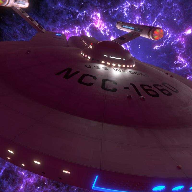 Wildcat Class Starship