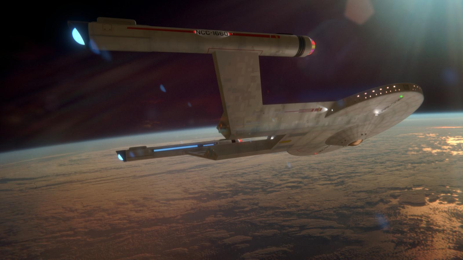 Background by NASA