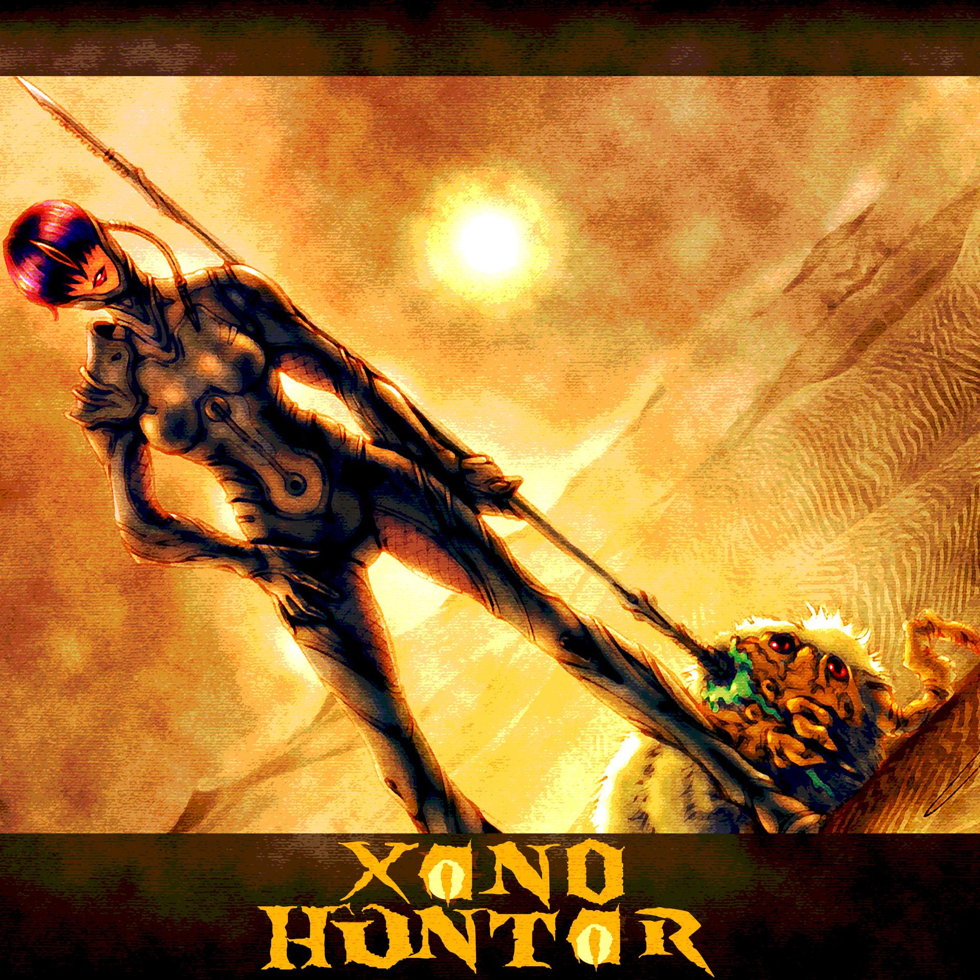E lynx lin huntress frame02