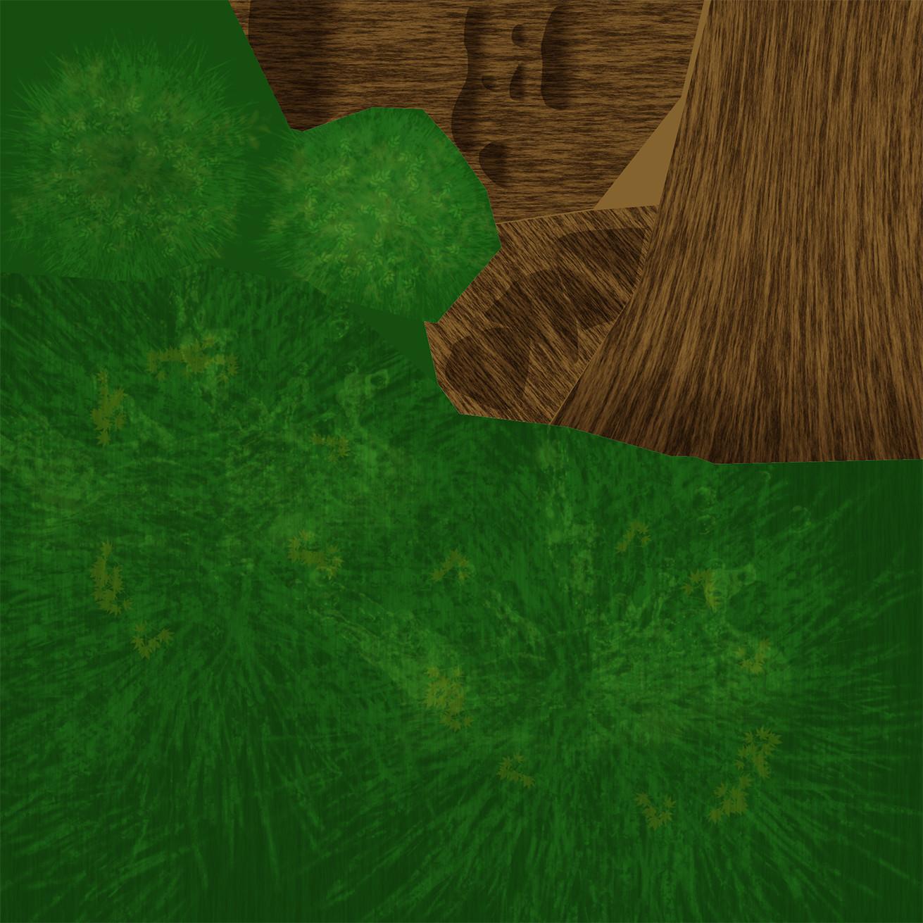 Tree and Bush texture
