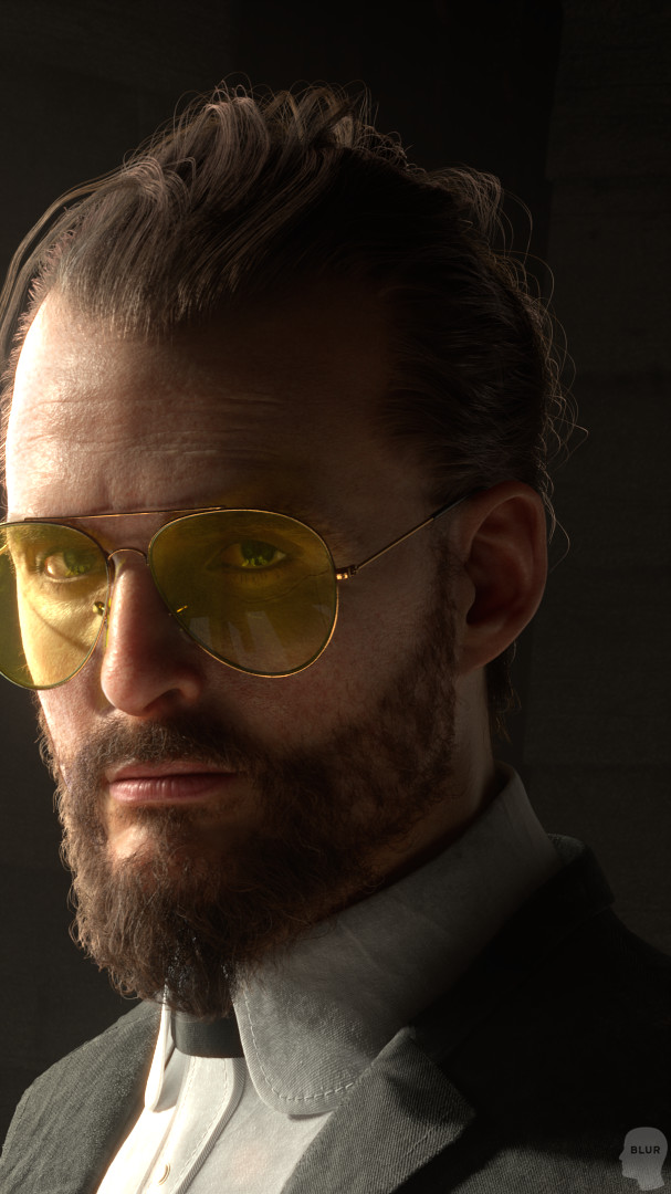 Keith beltramini farcry5 father 02