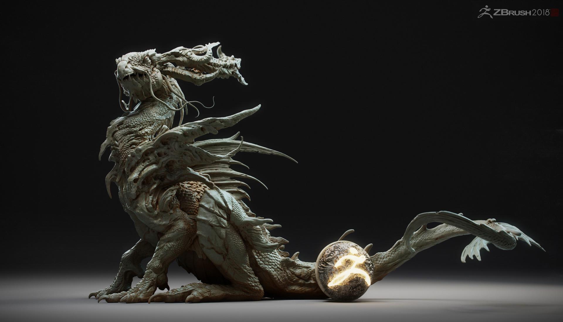 Zhelong xu zhelong xu dragonball02