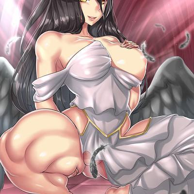 Giovanni redjet zaccaria albedo overlord lq by redjet 900px