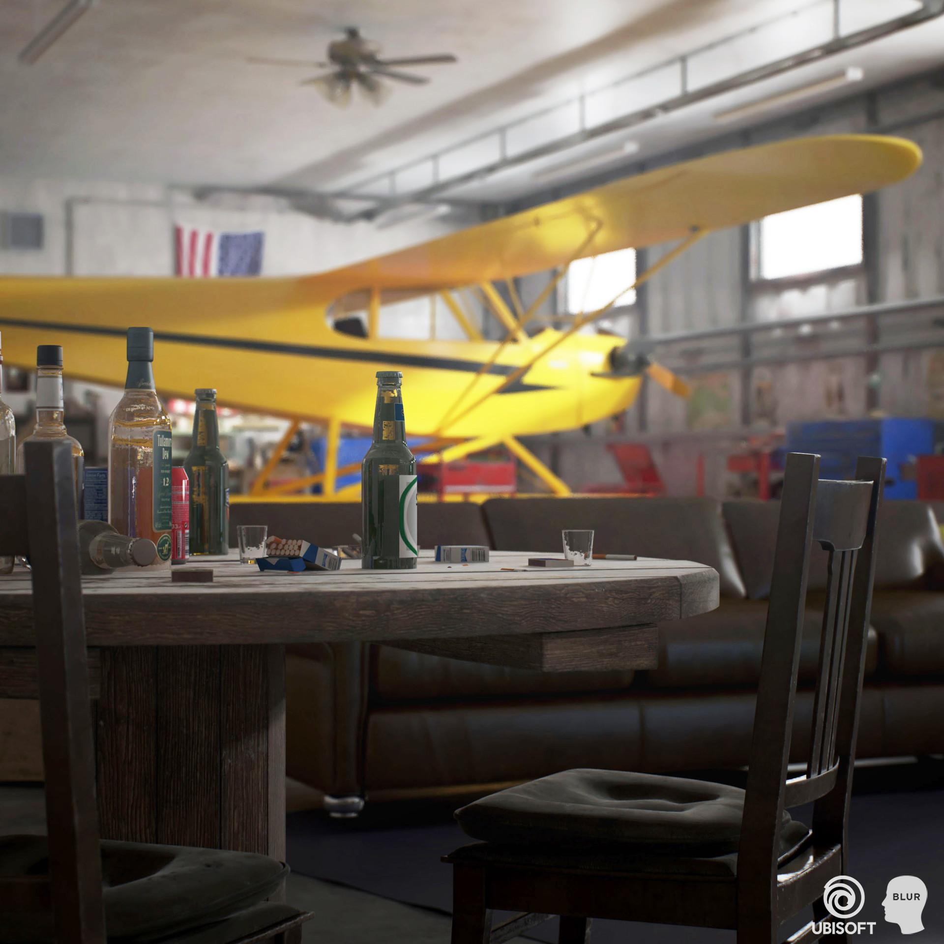 Andrew averkin zeta hangar 12