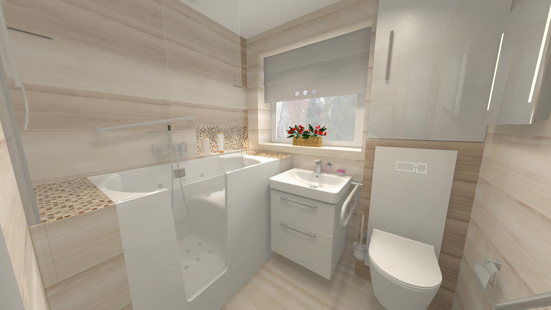 Lukas Kedden - Easy Access Bath