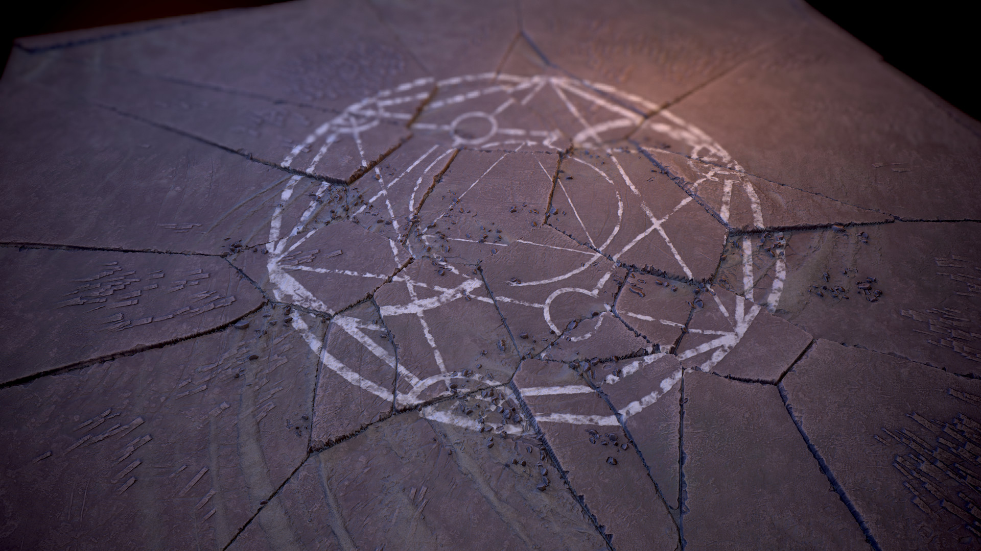 Andrew Weir Transmutation Circle Full Metal Alchemist