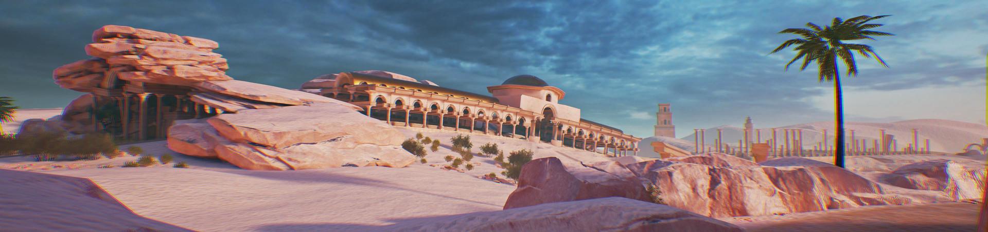 Florian thomasset desert temple 1