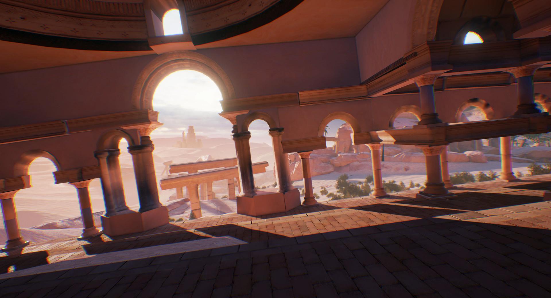 Florian thomasset desert temple 6