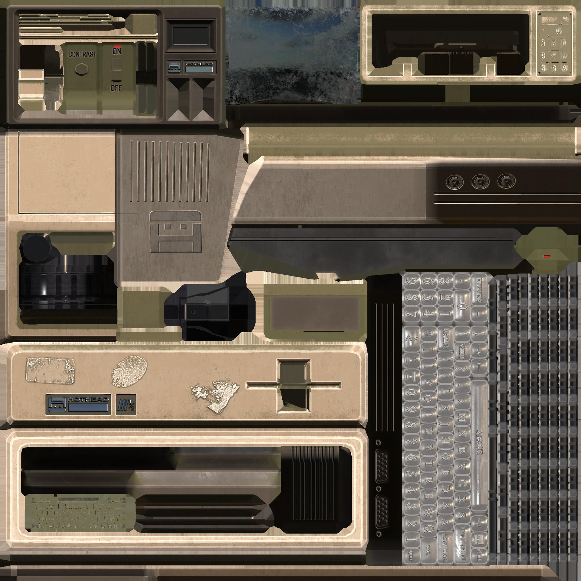 dimitri rosner old computer prop