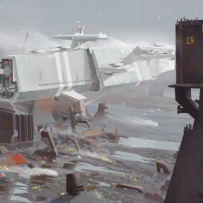 Vitaliy ostaschenko derelicts and cruiser mod3