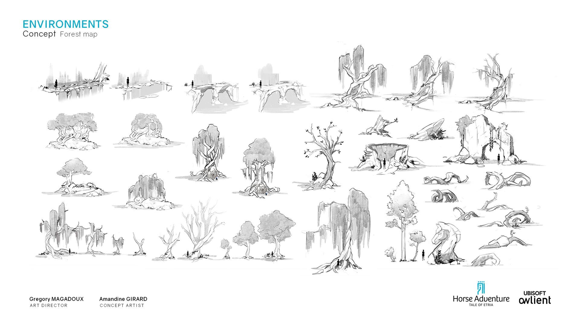 Koni amandine girard amandine girard koni horseadventure forest 02