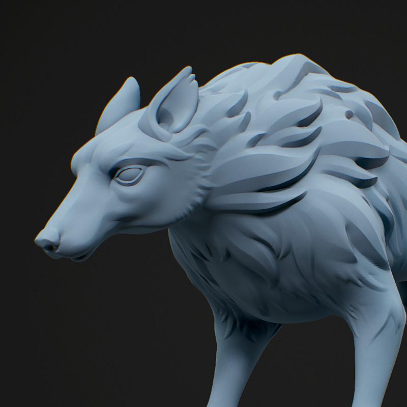 Stylized Animal Sculpts