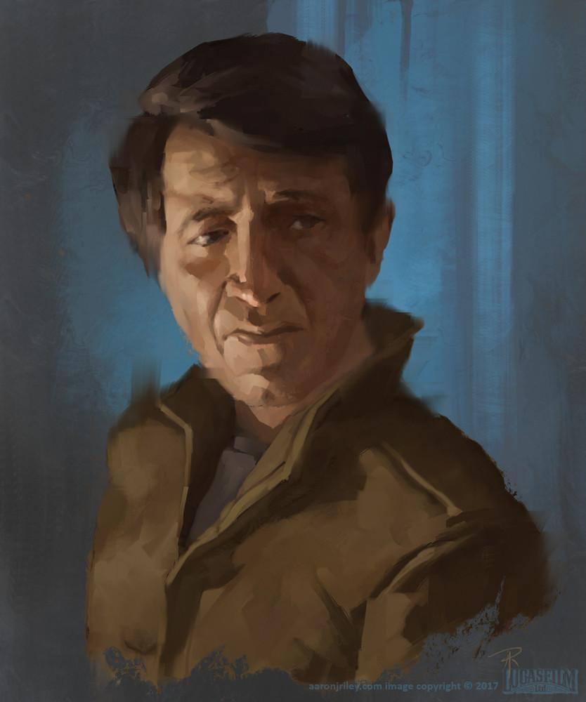 General Rieekan _ Jakku